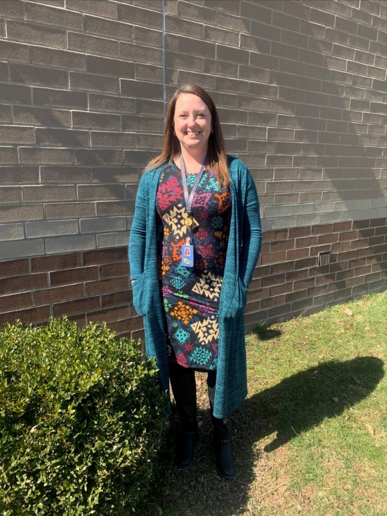 AES- Teacher of the year Nominee